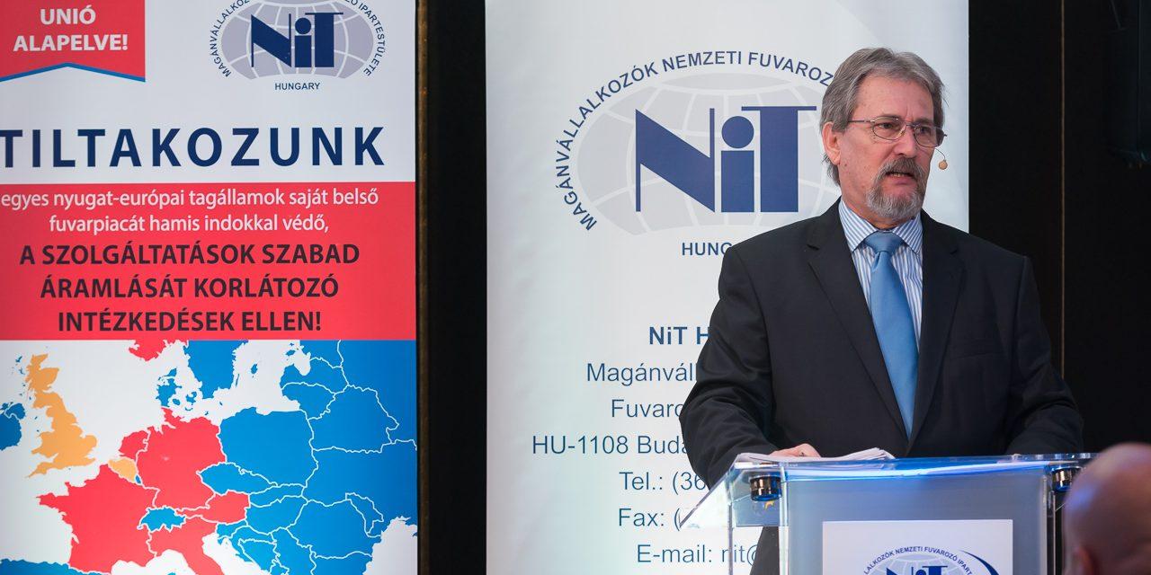Kiszorulhatnak a magyar fuvarozók az európai uniós piacokról