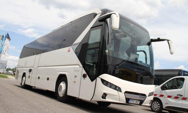 A gépjárműimportőrök 800 új busz forgalomba helyezésére számítanak idén