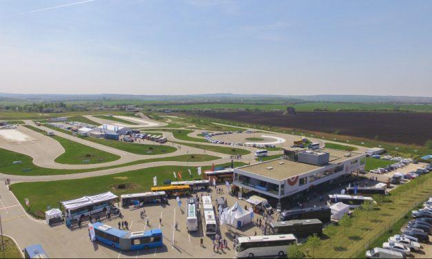 Innovatív fejlesztések a régió legnagyobb buszos kiállításán – Május 8-án rendezik meg a Busexpót