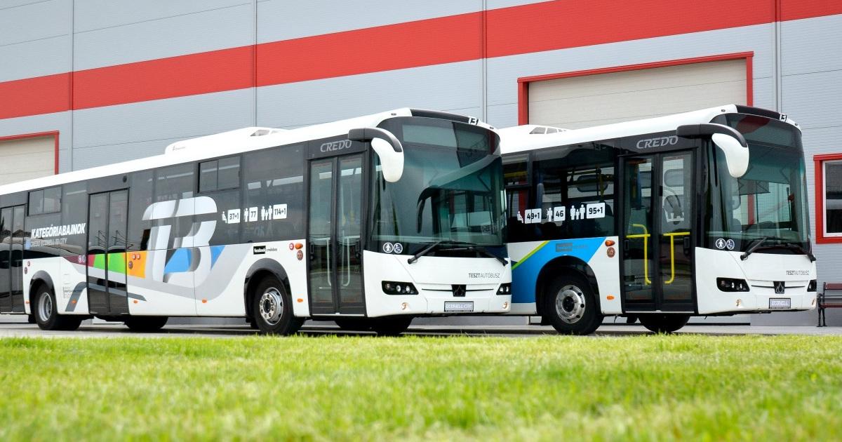 A Busexpón mutatják be a Credobus új generációját