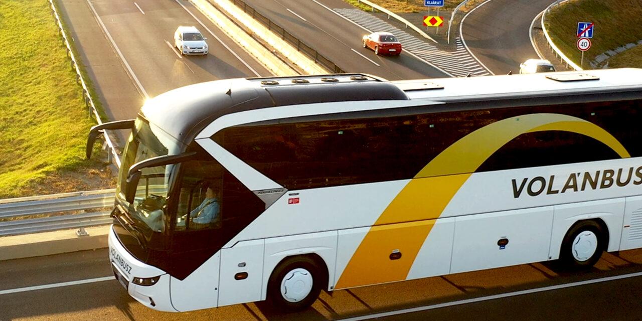Húszmilliárd forintért 352 új buszt vásárol a Volánbusz
