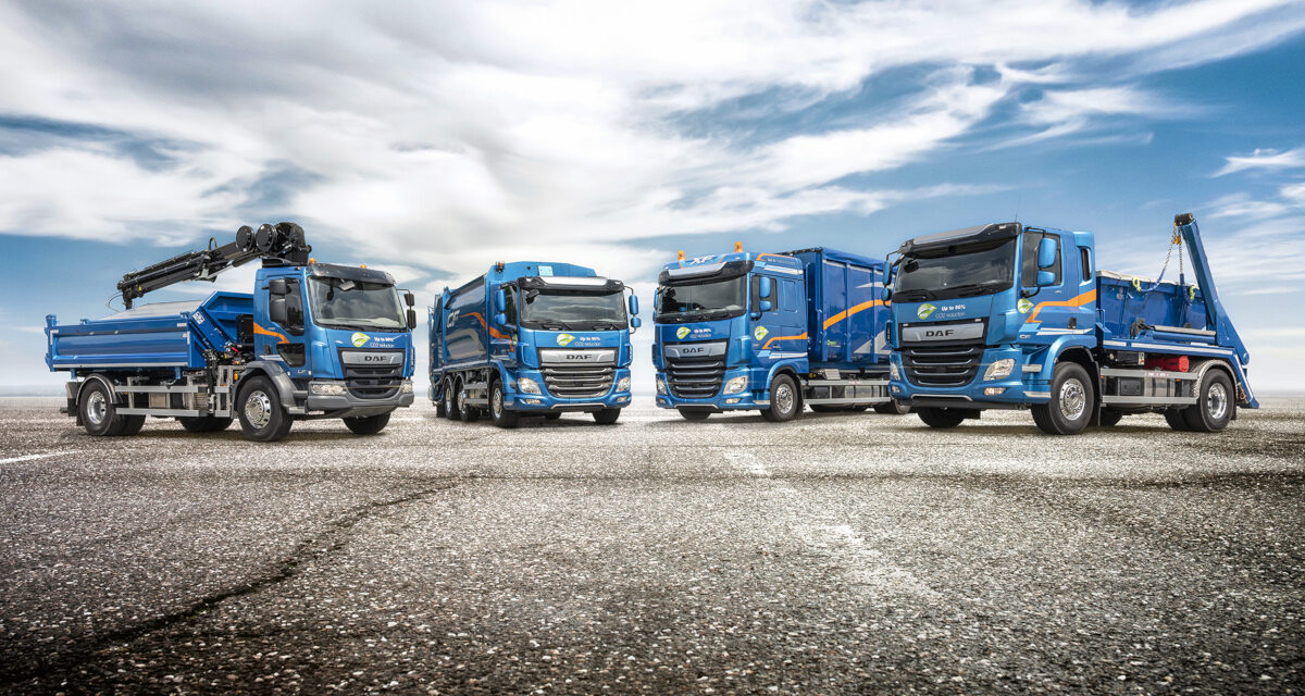 "A DAF Trucks bemutatja a ""Ready to Go"" programot"