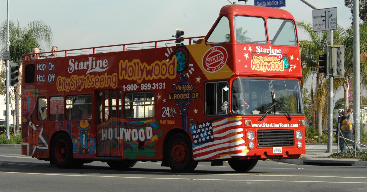 Hogyan élik túl a Hollywood-i turistabusz-társaságok a jelenlegi Los Angeles-i turisztikai összeomlást?